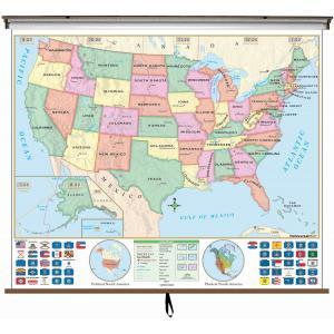 Elementary US Maps