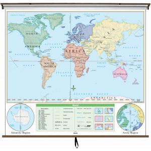Elementary World Maps